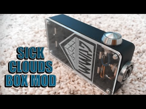SickClouds Unregulated Box Mod
