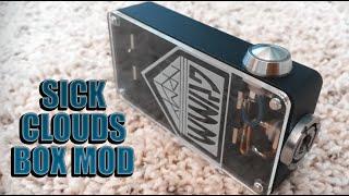 Sickclouds Unregulated Box Mod