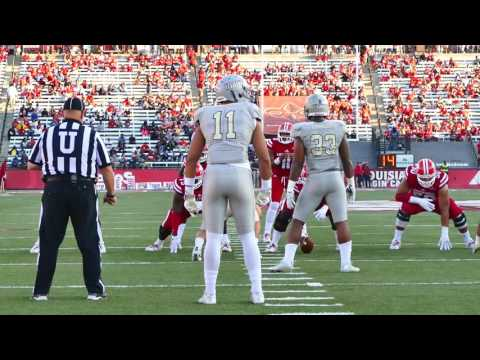 Defense preps for Texas State