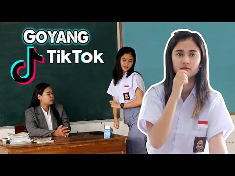Murid Goyang TikTok - Cerita Anak SMA 2021 || Hari ke 4