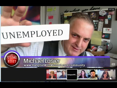 Episode #80 Unemployed? What You Need to Know About Law of Attraction and Your New Job