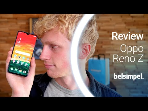 Goede camera's én een lange accuduur  | Oppo Reno Z Review