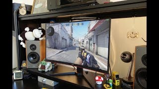 AOC C27G1 review (AOC G1) - A 144Hz 1080p VA gaming monitor - By TotallydubbedHD