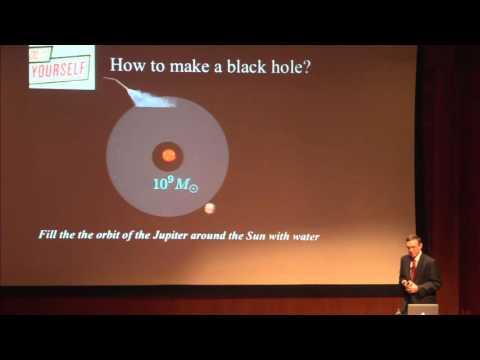 Black Holes - Avi Loeb