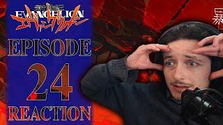 Teeaboo Reacts - Neon Genesis Evangelion (EVA) Episode 24 - Severed Connections