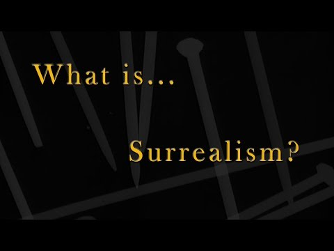 What is Surrealism? streaming vf