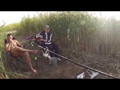рыбалка на оренбурге в карася видео