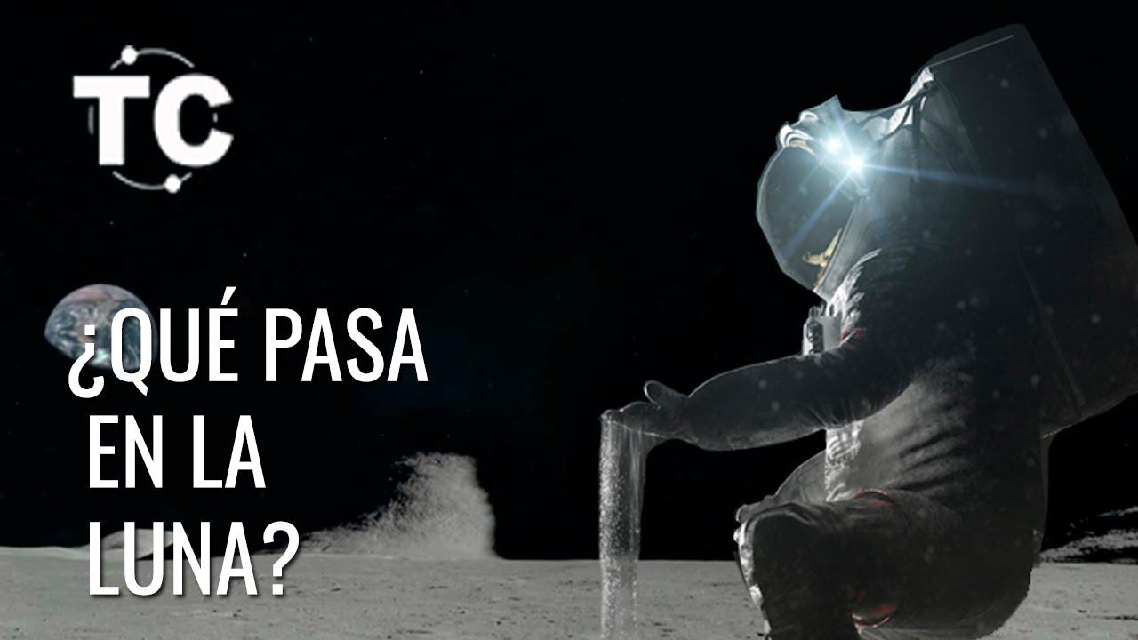 ¿Qué pasa en LA LUNA? Destellos luminosos Astronautas regresaron con enfermedades