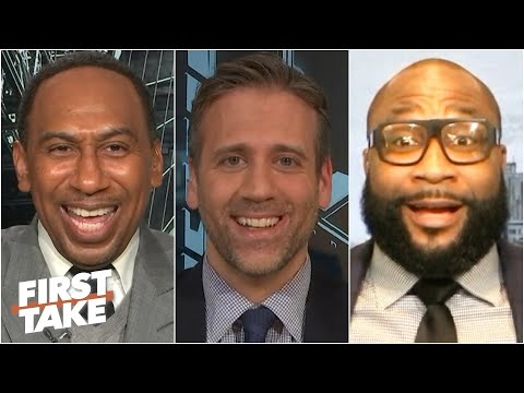Stephen A., Max And Marcus Debate Who Would Win H-O-R-S-E | First Take