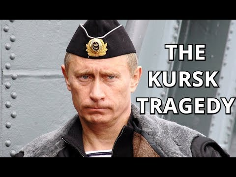 For The First Time, Putin Reveals How He Salvaged The Kursk Submarine