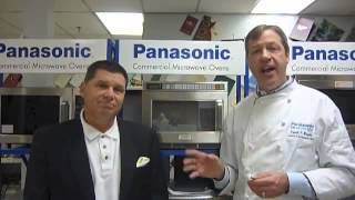 Panasonic: Commercial vs. Consumer Microwaves