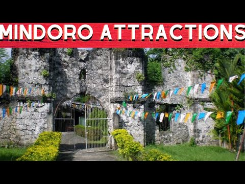 Top 10 Must Visit Attractions Of Mindoro Youtube