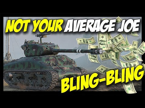 ► Not Your Average Joe, Not Anymore! - World of Tanks M4A1 Revalorise Gameplay