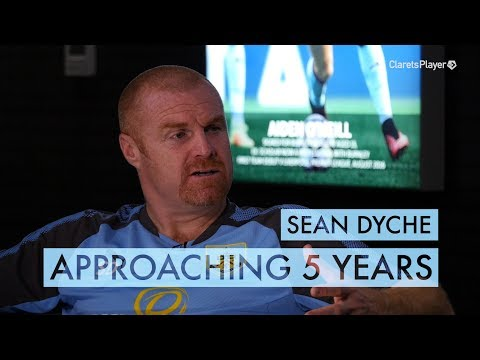 INTERVIEW | Sean Dyche - Approaching 5 Years