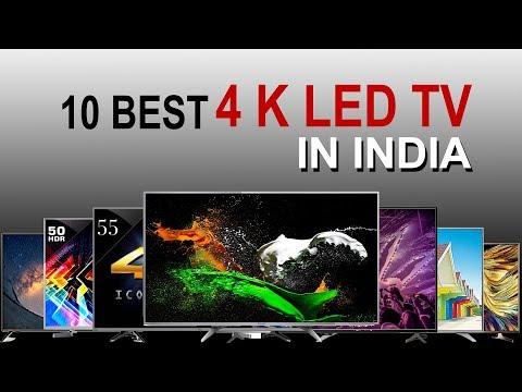 10 Best 4k Television 2017 In India
