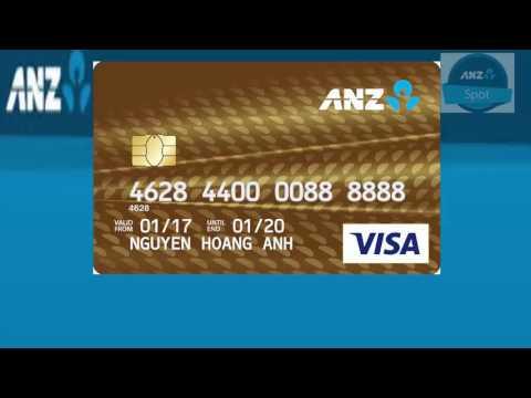 Đăng Ký Mở Thẻ Tín Dụng ANZ Thẻ Tín Dụng ANZ Classic