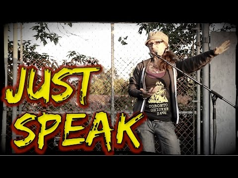 JUST SPEAK! - Raw Animal Activism