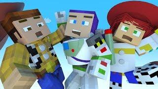 Історія Іграшок 4 Тизер Майнкрафт Анімація