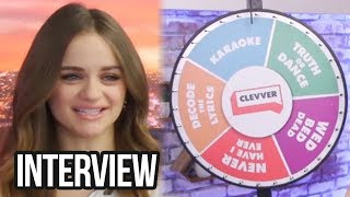 Joey King & 'Slender Man' Movie Cast TAKE ON Clevver's 'Wheel of Dares'!
