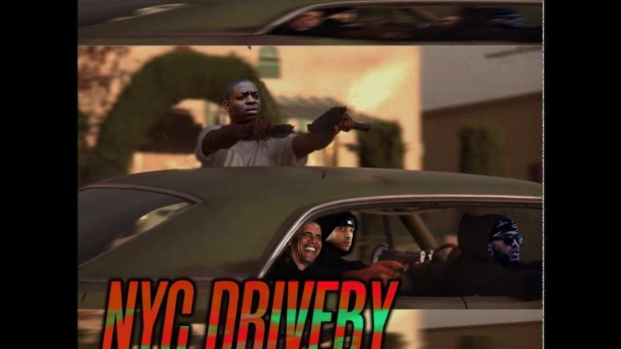 NYC DRIVEBY ft. Uncle Murda, Dave East, & Styles P - PRODUCED BY SCRAM JONES