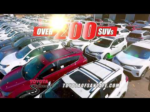 Last Day Of On Site Financing for SUPER SUMMER Toyota of Santa Fe | New Mexico Toyota Dealer