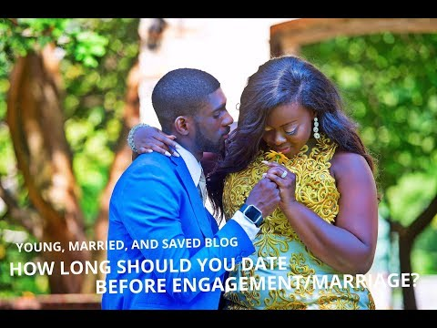 should dating before engagement