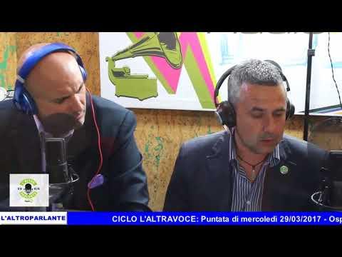 L'ALTROPARLANTE - MAURO FASO - RADIO IN - CICLO L'ALTRAVOCE: Puntata di mercoledì 29/03/2017