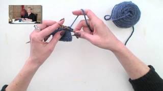 Knitting Help - Flicking