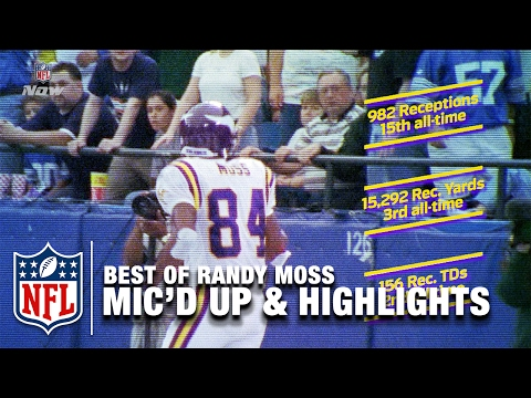 Best of Randy Moss Mic