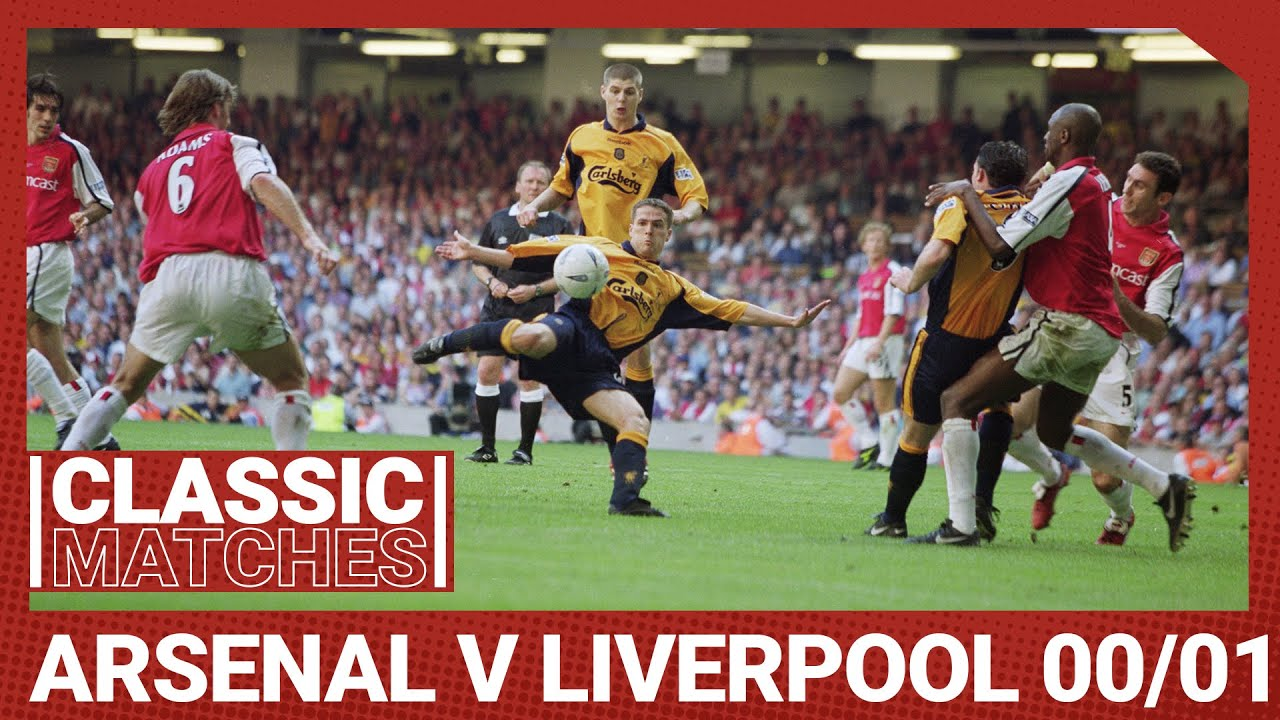 FA Cup Classic: Arsenal 1-2 Liverpool | Late comeback as Houllier's Reds head for cup treble