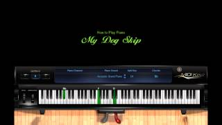 My Dog Skip - Piano Cover