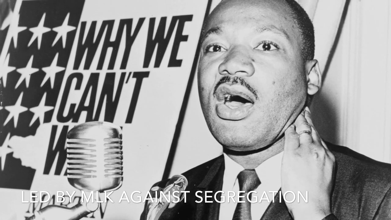 African american civil rights movement of the 1950s youtube