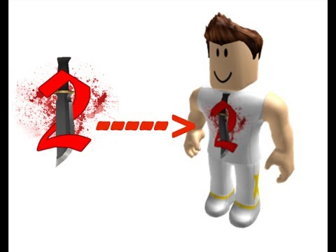 How to make your own T-Shirt on ROBLOX (Android) - YouTube