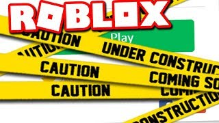 THIS ROBLOX GAME IS OFF LIMITS!!!