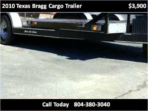 2010 Texas Bragg Cargo Trailer Used Cars Richmond VA