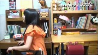 真野恵里菜8枚目シングル「元気者で行こう!」のメイキングです。