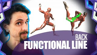 BACK Functional Line Tensegrity | Yoga Anatomy Lesson