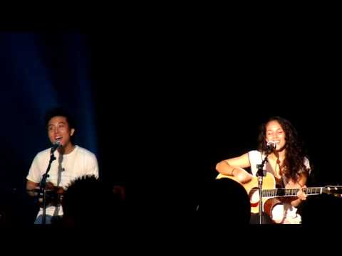 My Time With You   David Choi & Kina Grannis