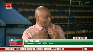 General Elections: The New INEC Action Plan Pt.2 |The Verdict|