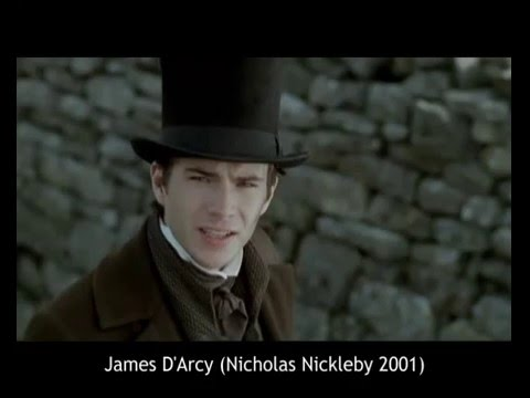 Hot Actors (in Period Drama) Part 2