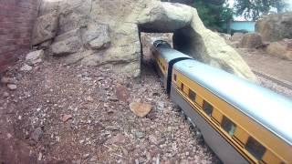 An Entire (11) Car Rio Grande Passenger Train from USA Trains