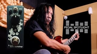 Download Pedal Spotlight - KS Aji Gorga Distortion || Demo by Eet Sjahranie MP3 song and Music Video