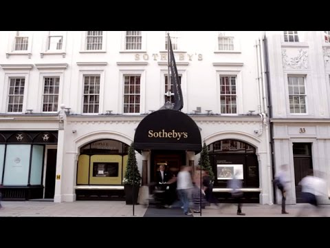 Stunning Summer at Sotheby's London