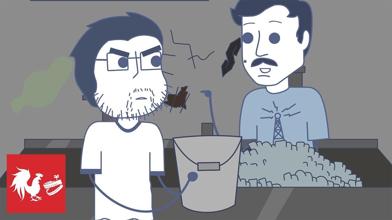 Download Bathroom Dagobah - Rooster Teeth Animated Adventures