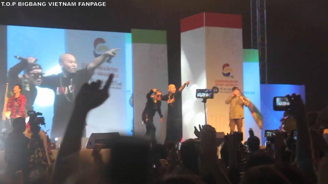 [Lễ hội Văn hoá & Ẩm thực Việt Nam - Hàn Quốc 2015 ] Running man's  Haha (fancam).