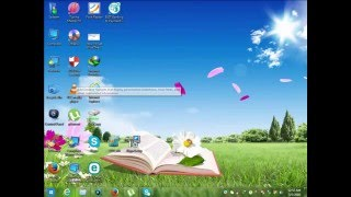 Windows 7 Aero Blue Lite Edition 2016 v2.0 Live Preview