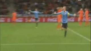 Diego Forlan - World Cup 2010 - All goals & highlights