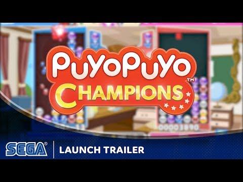 Puyo Puyo Champions   Launch Trailer