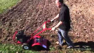 Earthquake Front and Rear Tine Tillers from Tyson mowers