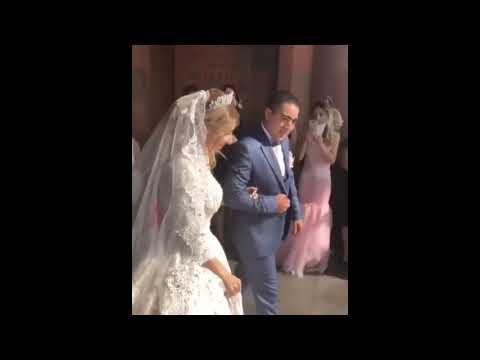 Армянская свадьба 2019  / Жених и невеста после венчания в церкви / Ереван Армения